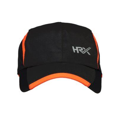 Nón kết đen viền cam HRX