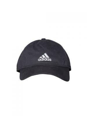 Nón kết đen in logo Adidas