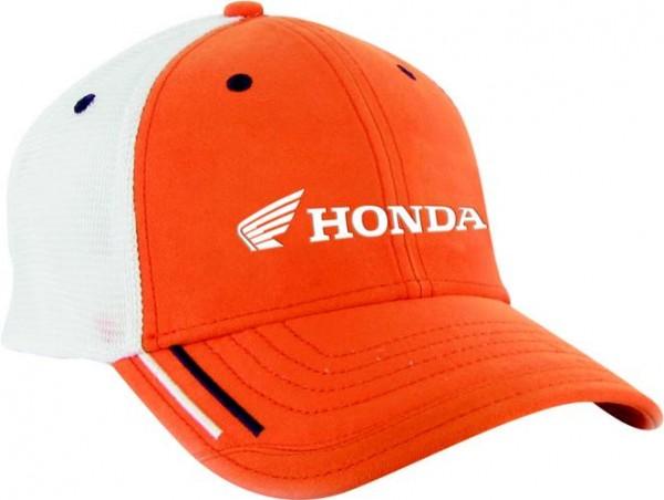 Nón quảng cáo Honda màu cam